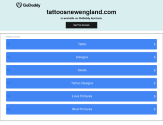 tattoosnewengland.com screenshot