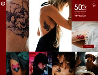 tattooyou.com screenshot