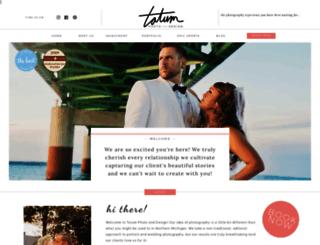 tatumphotodesign.com screenshot