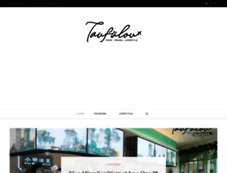 taufulou.com screenshot