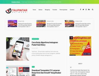 taupintar.blogspot.com screenshot