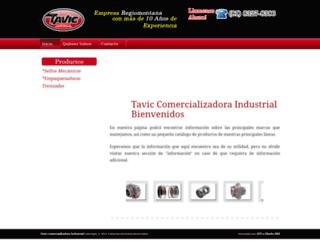 tavic.com.mx screenshot