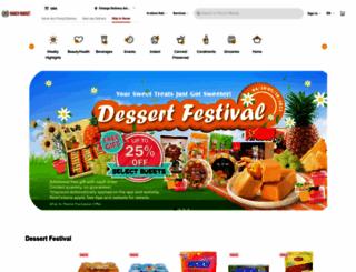 tawa.com screenshot