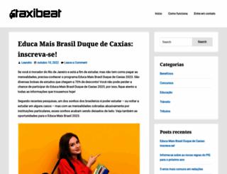 taxibeat.com.br screenshot