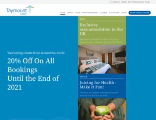 taymount.com screenshot