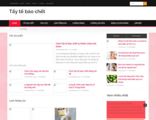 taytebaochettainha.blogspot.com screenshot