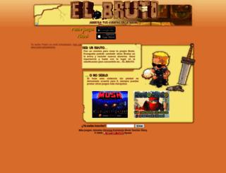 tazito.elbruto.es screenshot
