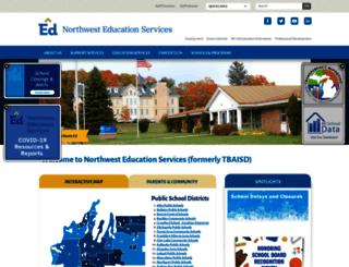 tbaisd.org screenshot