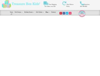 tbkidsclothing.com screenshot