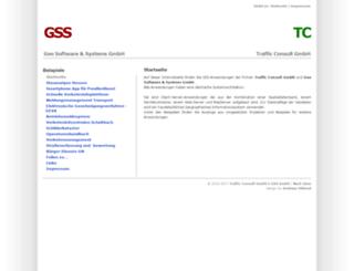 tc-gss.de screenshot