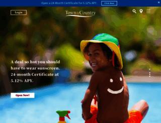 tcfcu.com screenshot