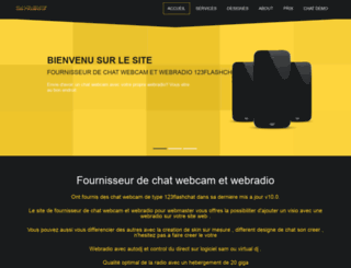 tchat-webmaster.com screenshot