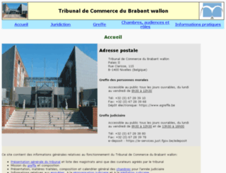 tcnivelles.be screenshot