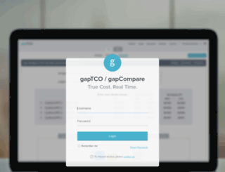 tco.gapintelligence.com screenshot