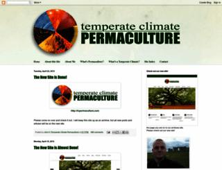 tcpermaculture.blogspot.com screenshot