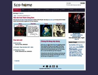 tcs-home.org screenshot