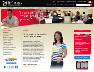 tctc.edu screenshot