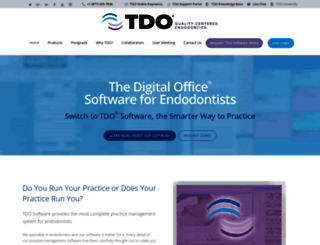 tdo4endo.com screenshot