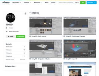 tdt3d.com screenshot