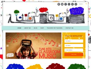 teacherideafactory.blogspot.com screenshot