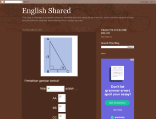 teaching-direction.blogspot.com screenshot