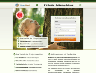 teak.sharewood.com screenshot