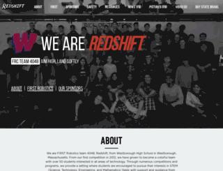 team4048.org screenshot