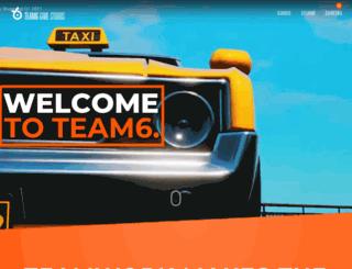 team6-games.com screenshot