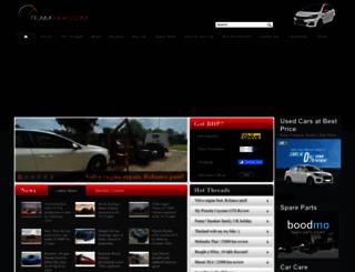 teambhp.com screenshot
