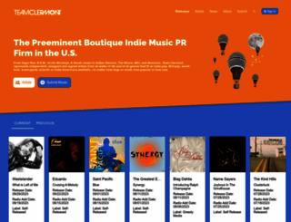teamclermont.com screenshot