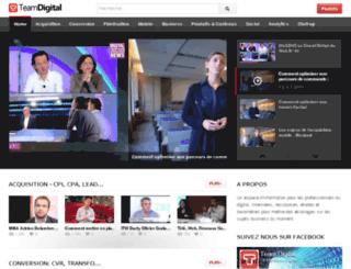 teamdigital.tv screenshot