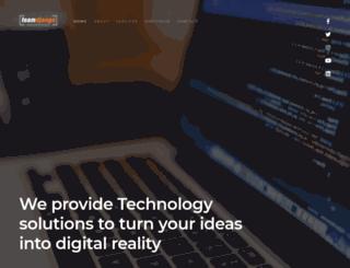 teamdjango.com screenshot