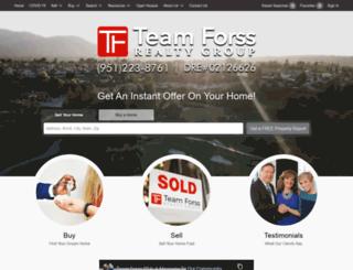 teamforss.com screenshot