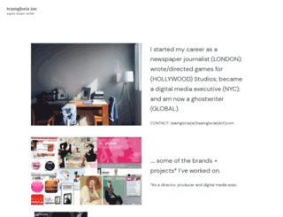 teamgloria.com screenshot