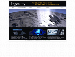 teamingenuity.com screenshot