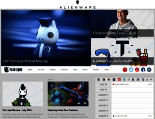 teamliquidpro.com screenshot