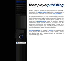 teamplayerpublishing.com screenshot