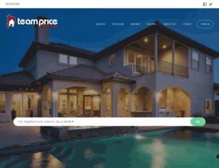 teamprice.com screenshot