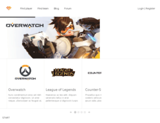teamranked.com screenshot