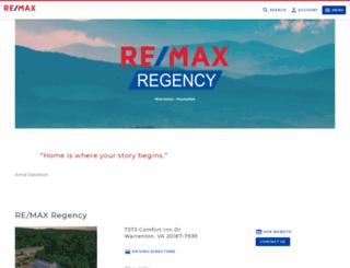 teamregency.com screenshot