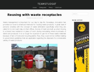 teamstudsat.com screenshot