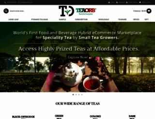 teaorb.com screenshot