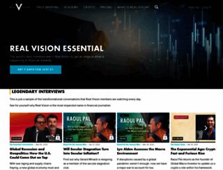 teaser.realvisiontv.com screenshot