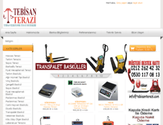 tebisanterazi.com screenshot