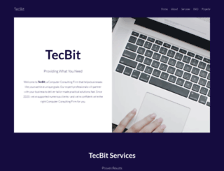 tecbit.net screenshot