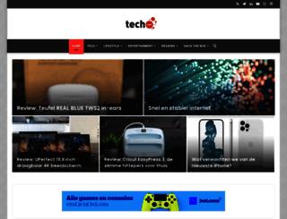 tech365.nl screenshot