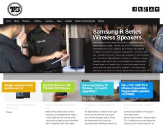 tech4geeks.com screenshot