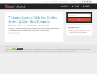 techattend.com screenshot