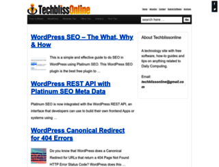 techblissonline.com screenshot