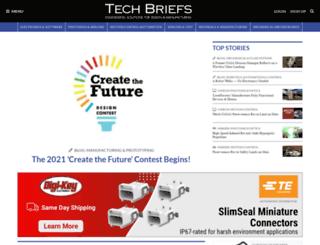 techbriefs.net screenshot